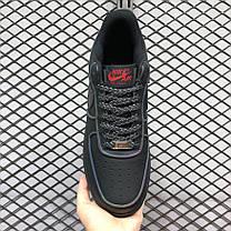 """Кроссовки Nike Air Force 1 Low 3M """"Черные"""", фото 3"""