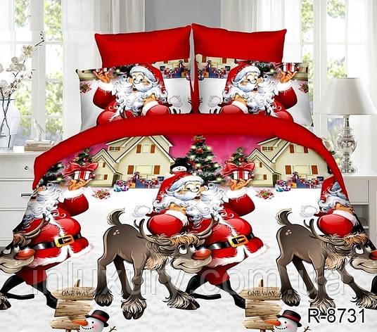 Комплект постельного белья R8731, фото 2