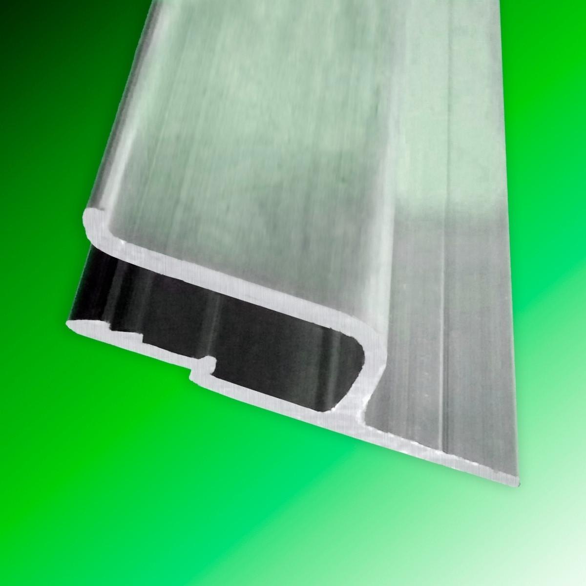 Профиль для натяжных потолков алюминиевый STANDART