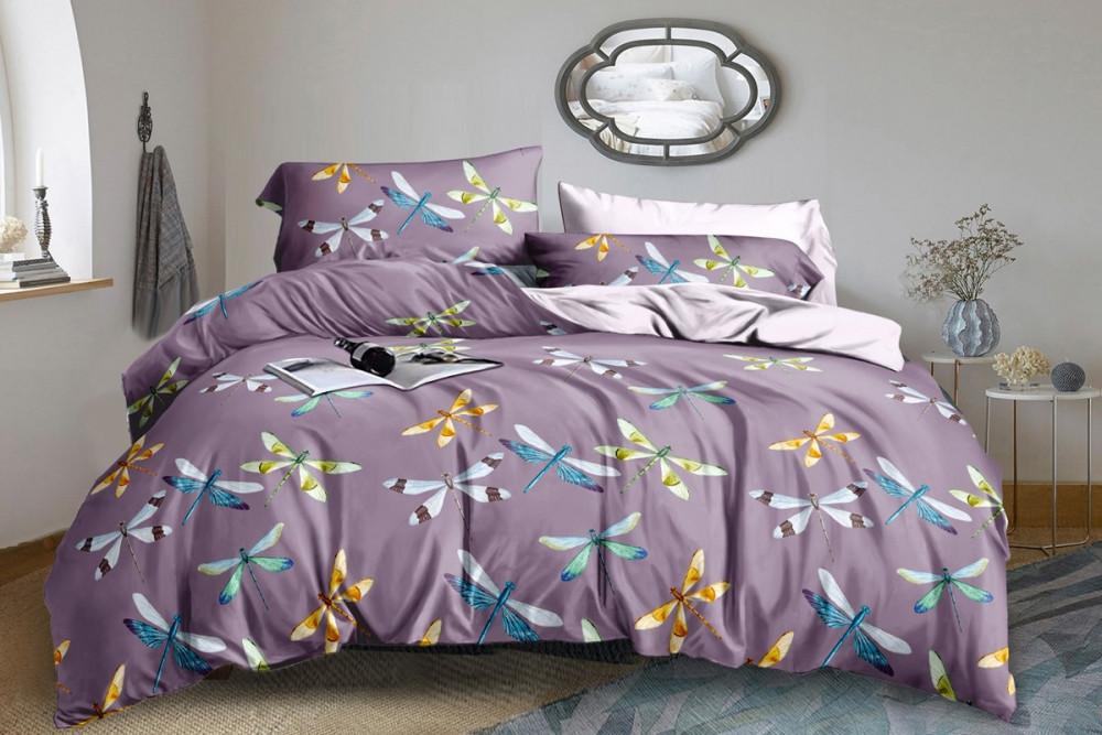 Комплект постельного белья GoodSon Dragonflies, ранфорс