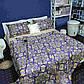 Комплект спального постельного белья GoodSon Persia, сатин, фото 3