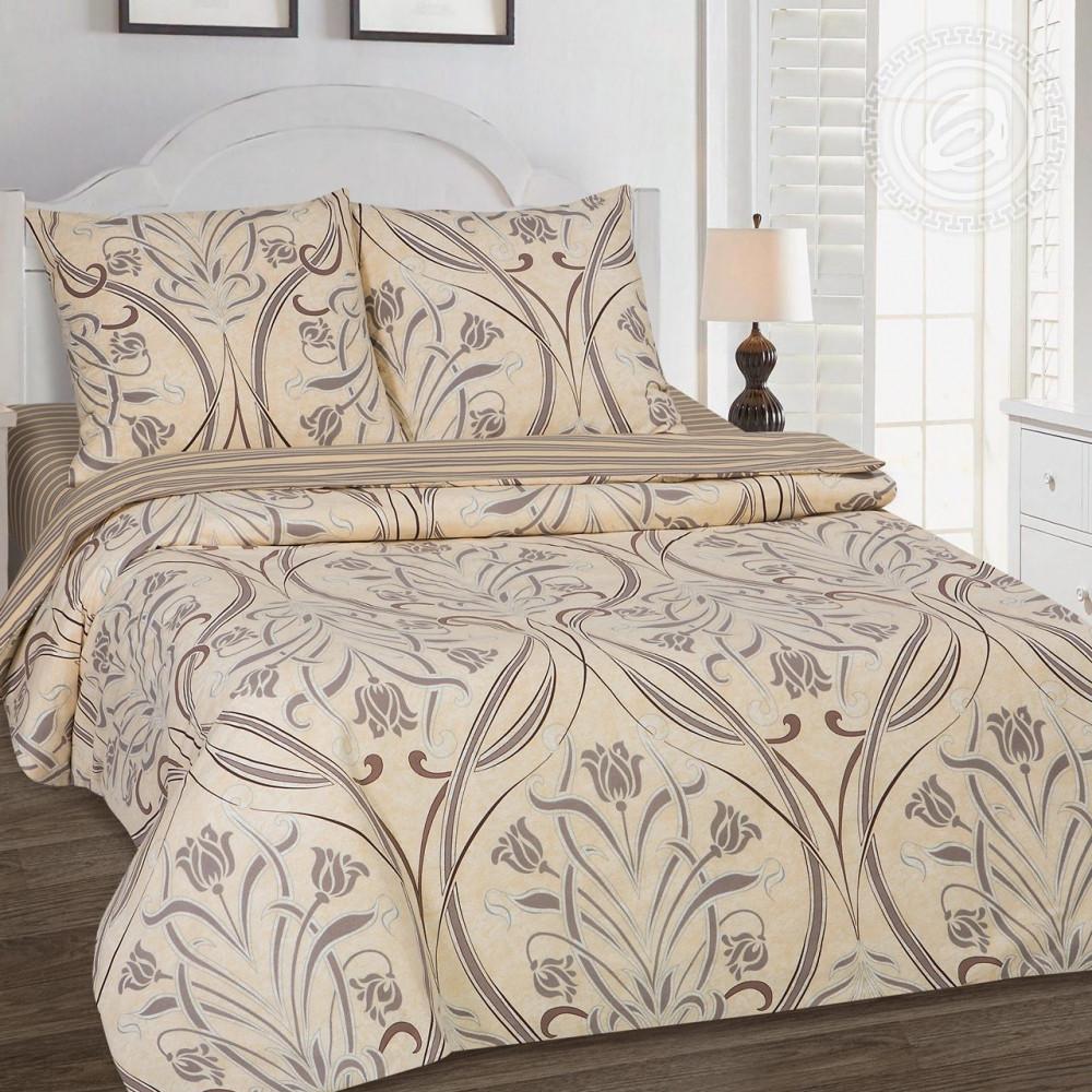 Спальный комплект постельного белья GoodSon Variety show, поплин