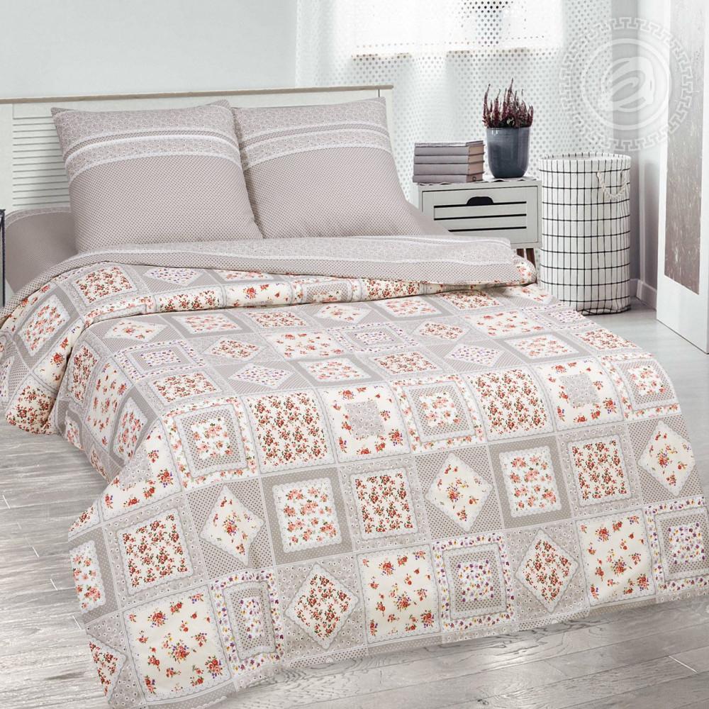 Спальный набор постельного белья GoodSon Francois, поплин
