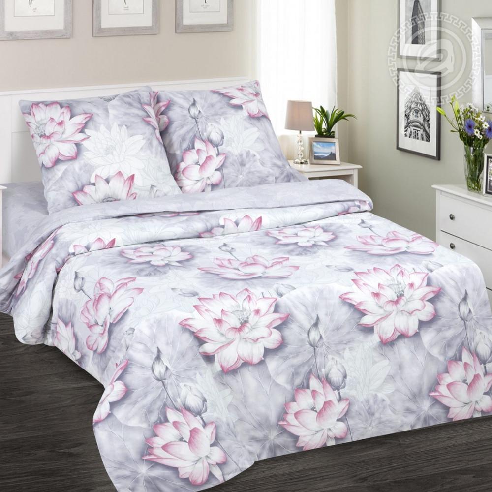 Набор постельного белья GoodSon Lotuses, поплин