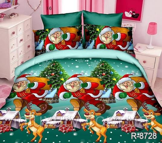 Комплект постельного белья R8728, фото 2
