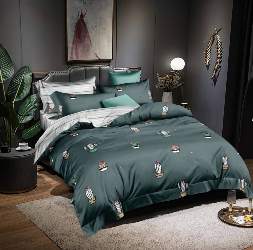 Набор постельного белья GoodSon Rio, сатин