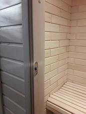 Двери для бани ПАЛ 64х177 см (бронза), фото 2