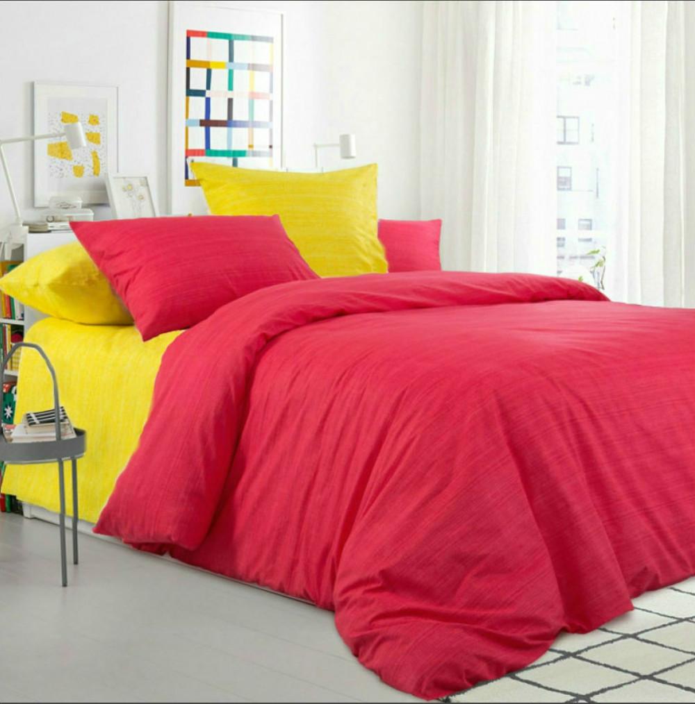 Комплект постельного белья GoodSon Eco 8+11, перкаль