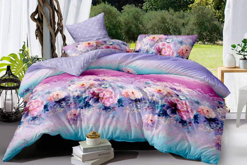 Спальный комплект постельного белья GoodSon Barbara, сатин