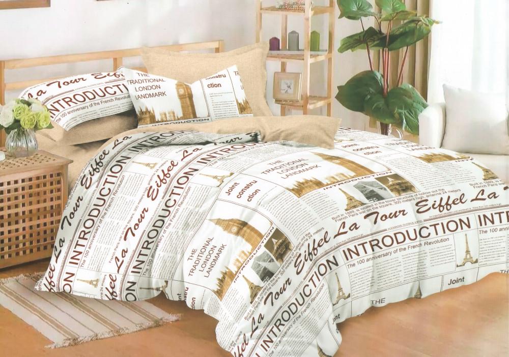Комплект постельного белья GoodSon Legend, сатин