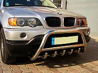 Кенгурятник на BMW X5 (e 53) 2000--2007 БМВ х 5 PRS