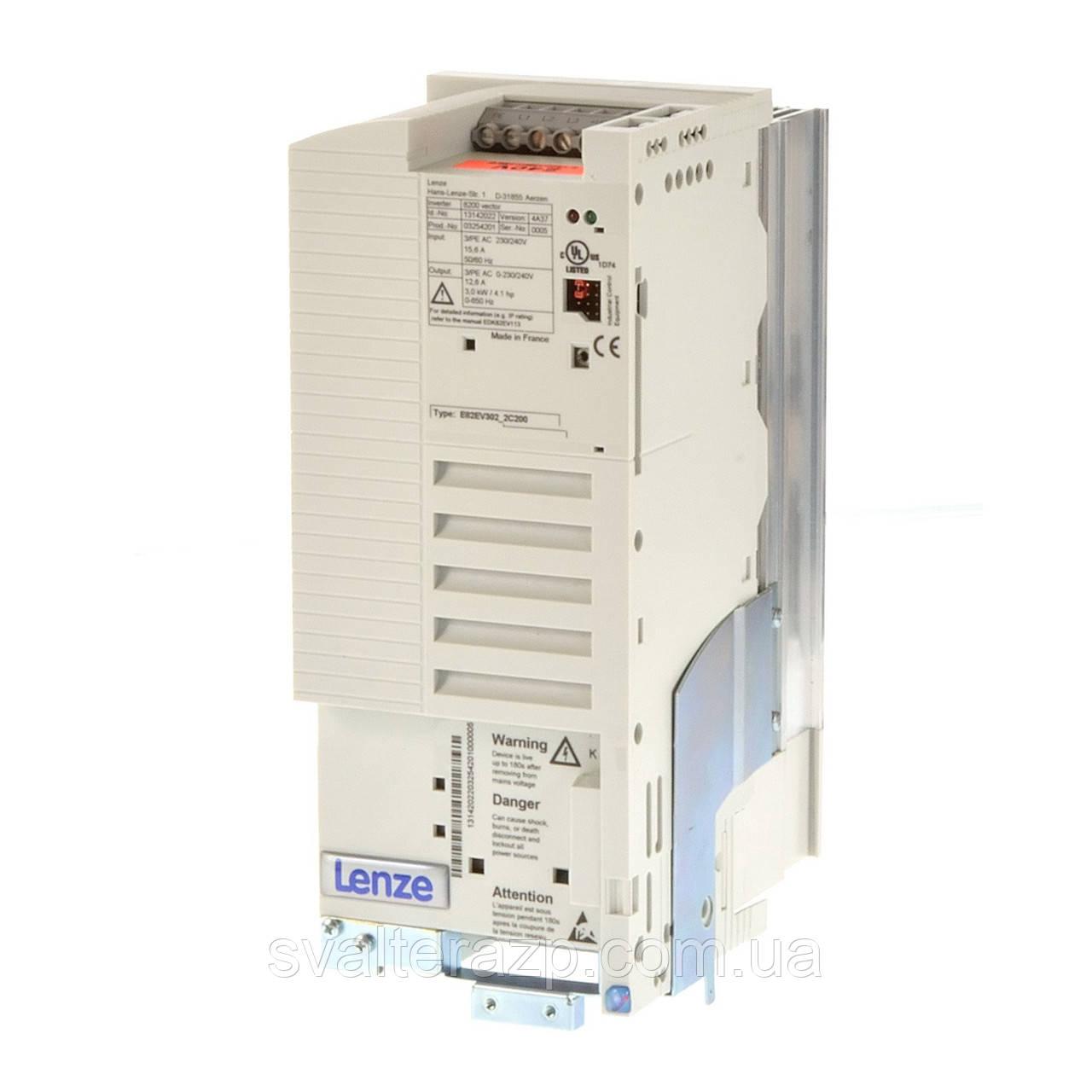Преобразователь частоты Lenze Vector E82EV113K4C