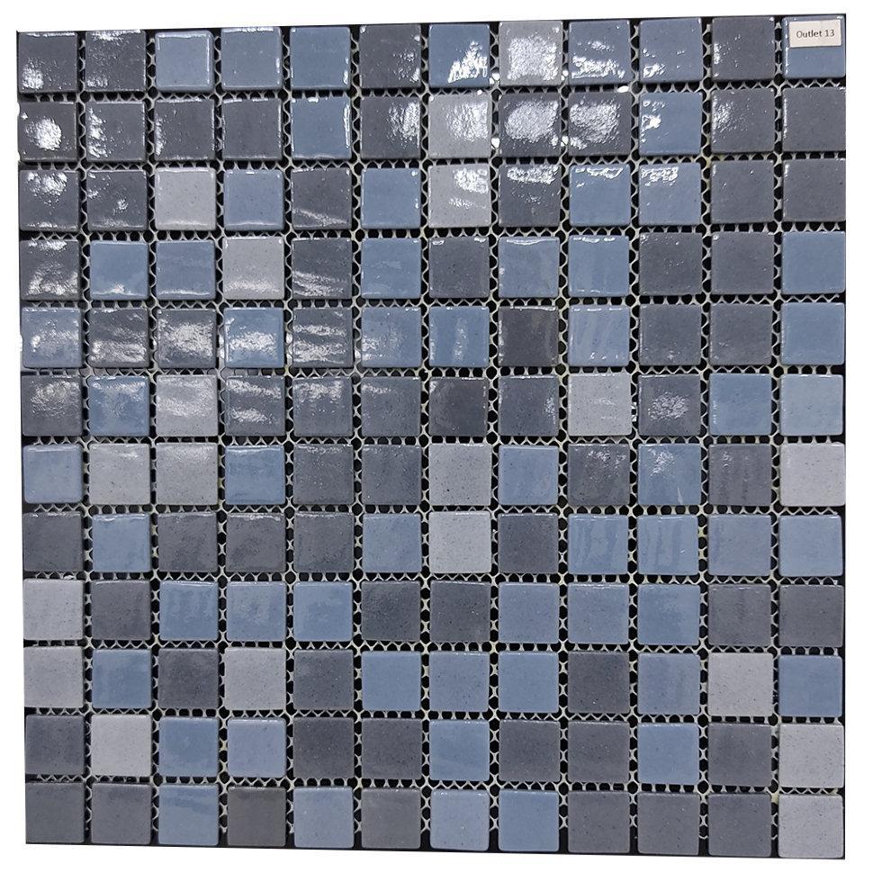Стеклянная мозаика AquaMo Аутлет 13