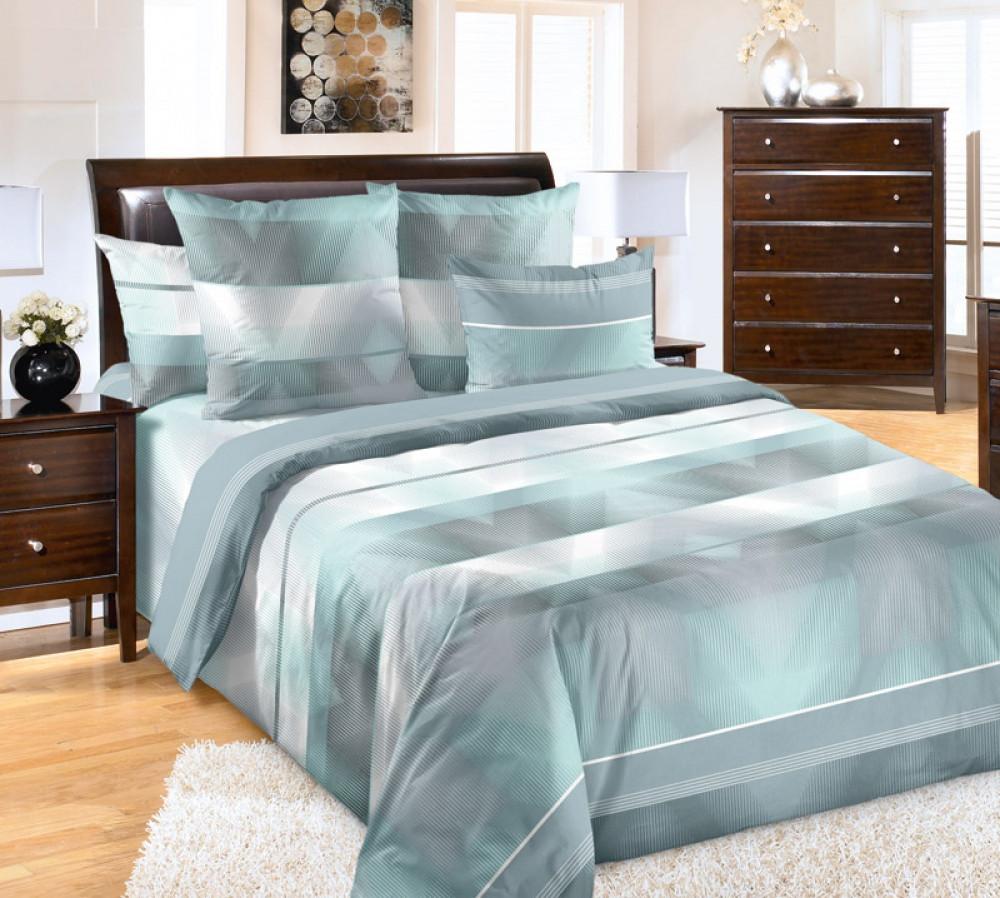 Набор спального постельного белья GoodSon Spectrum, перкаль