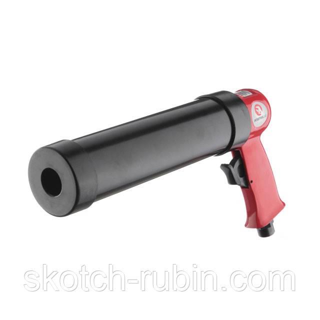 Пістолет для видавлювання силікону пневматичний INTERTOOL PT-0601