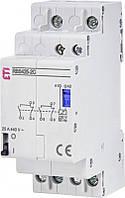 Контактор импульсный RВS 420-2C 230V AC (20A, 2CO), ETI, 2464139
