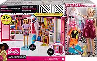 "Игровой набор ""Гардеробная комната"" Barbie gbk10, фото 1"