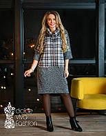 Женское Платье коктейльное размеры 46-58, фото 1