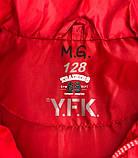 Жилетка для девочек Y.F.K. размер 128, фото 2
