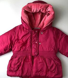 Куртка для девочки Valenri осенняя / размер 67