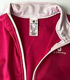 Спортивная термо-кофта для девочки / размер 133-142, фото 2