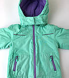 Лыжная детская куртка зима / размер 98-104, фото 3