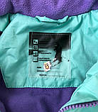 Лыжная детская куртка зима / размер 98-104, фото 5