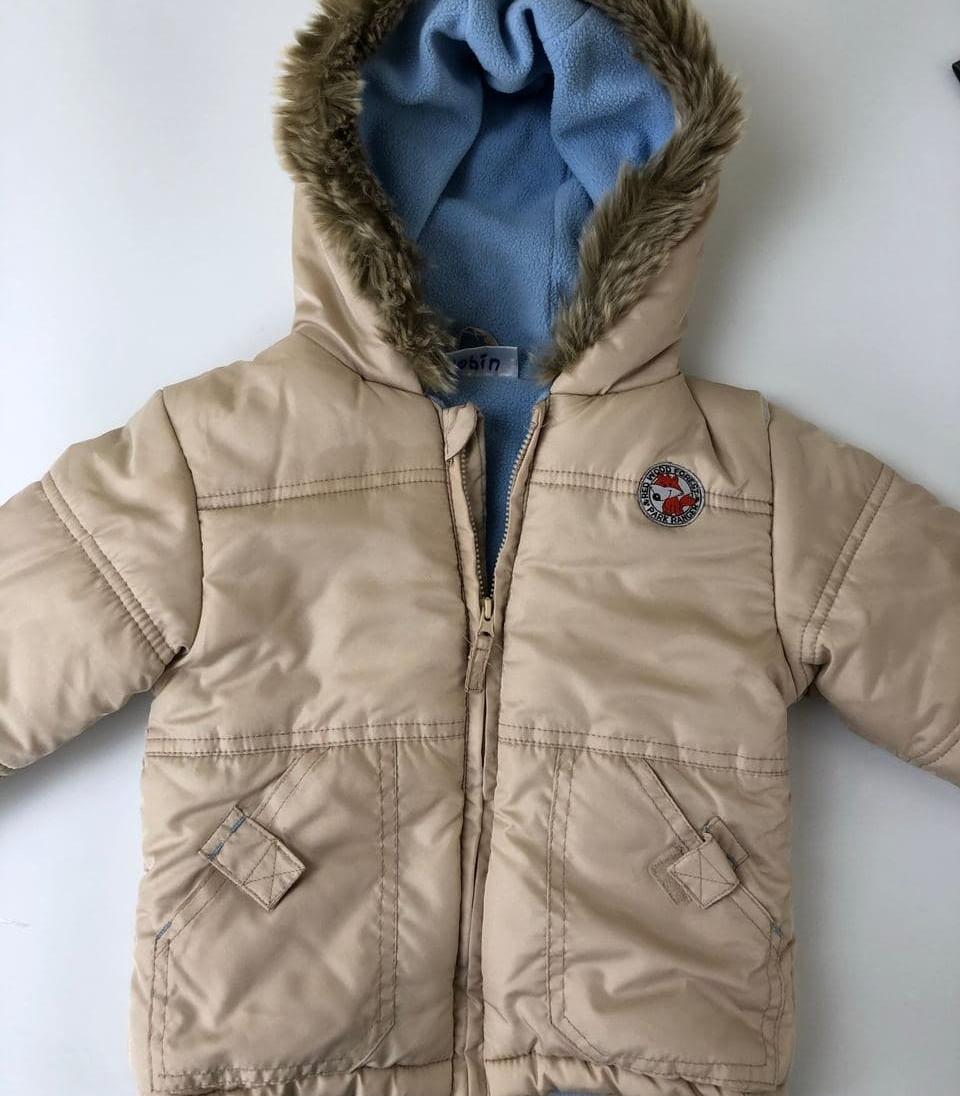 Куртка для мальчиков \ размер 80 / на 9-12 месяцев