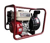 Мотопомпа бензиновая для чистой воды с двигателем Honda GX 160, Vulkan SCWP50H, фото 1