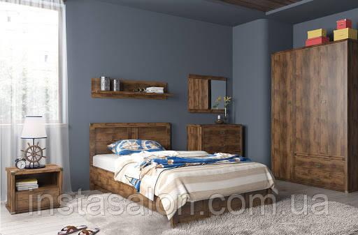 Модульная спальня Индиана