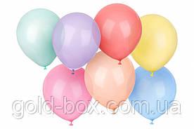 Воздушные шарики оптом 50 шт 25 см