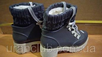 Женские ботинки зима 35 размер