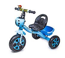 Трехколесный велосипед Scale Spors Синий