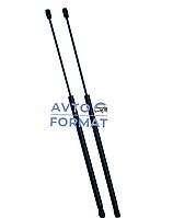 """Амортизатор ляды крышки багажника """"EuroEx"""" Opel Kadett Е 330N 700mm"""