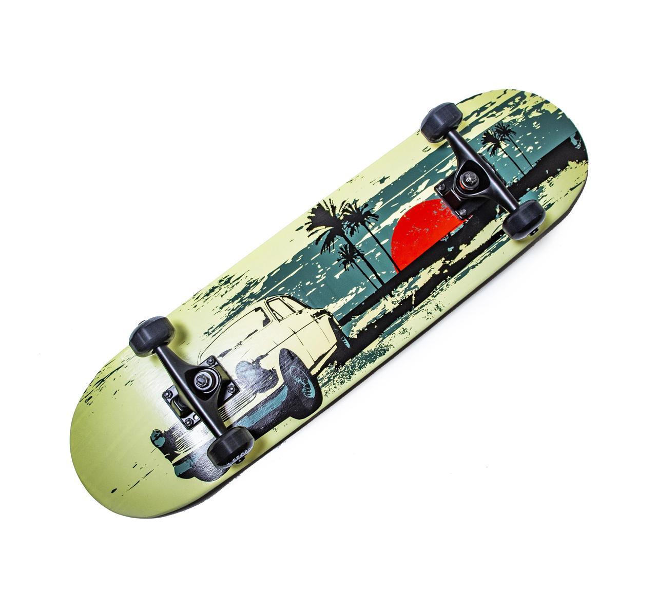 "Скейтборд ""Scale Sports"" Malibu, нагрузка до 90 кг"