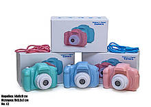 Детский фотоаппарат X2