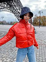 Женская зимняя водоотталкивающая куртка, фото 1