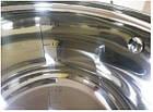Набор кастрюль SwissHaus 6 шт (12 предметов) с многослойным дном из нержавеющей стали, набор кухонной посуды, фото 8