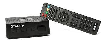 Спутниковая ТВ Приставка XTRA TV