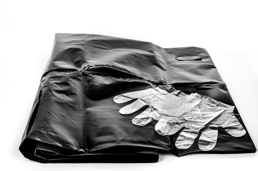 Мешок для трупов больших размеров 150 кг