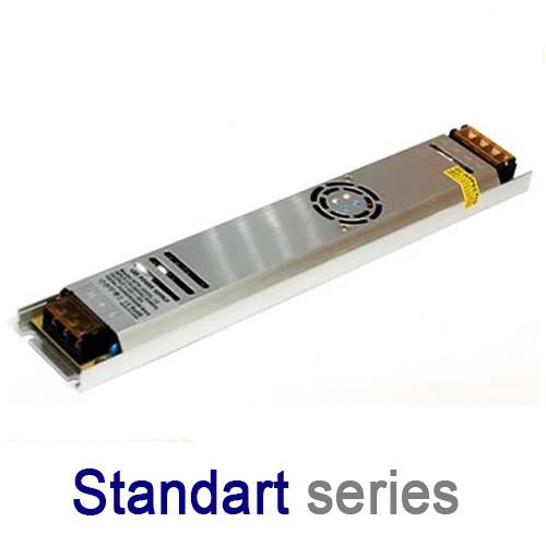 Блок питания 360W 30A 12V IP20 серия Standart