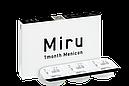 Miru 1 Month Menicon 1уп (3шт) + 60 мл в Подарок, фото 3