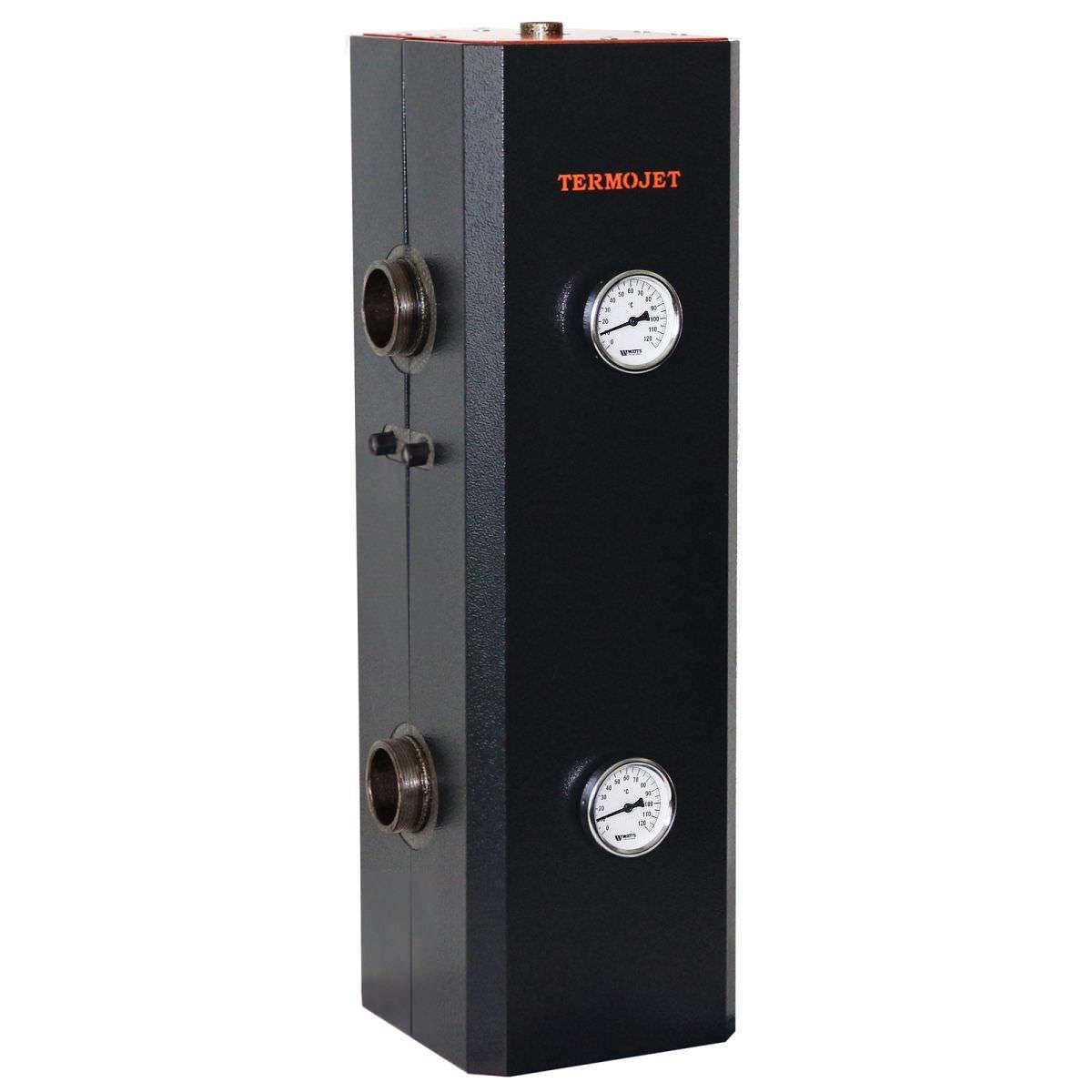 """Гидрострелка Termojet ГС-28 2"""" НР в ізоляції (84040028)"""