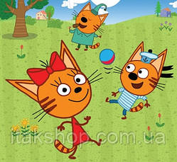 Набор Три кота 7 фигурок 83168-MM1, фото 3