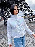 Женская зимняя водоотталкивающая куртка