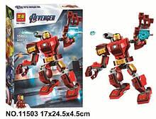 Конструктор Bela 11503 Железный Человек