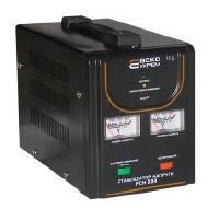Релейный стабилизатор напряжения 500ВА (210х115х155, 2.9кг)