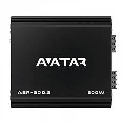 Підсилювач Avatar ABR-200.2 (двоканальний)