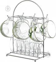 Набор чашек Green Tea 200 мл 6 шт. 86004260 Galleryglass
