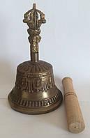 Колокол поющий средний (15,7 х 9 см.)